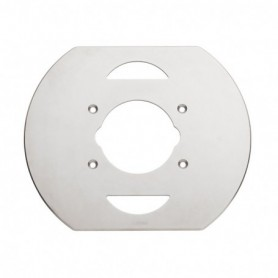 Mafell - 093782 - Placa de alargue Ø240mm (con tornillos) - 1