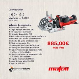 Mafell Sistema Duo Mechonador DDF 40 MaxiMAX - 918602 - 0