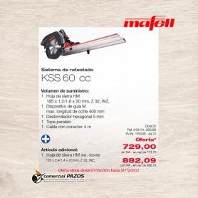 Sistema de retestado KSS 60 cc - 1P0308 - Promoción Mafell