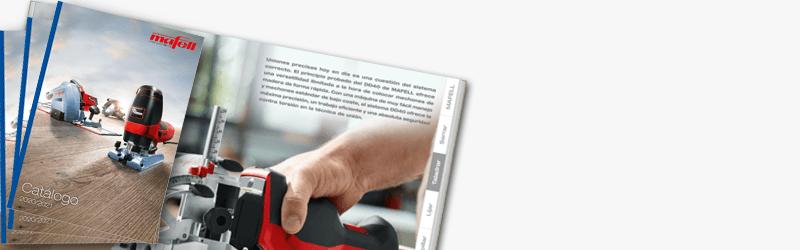 Catálogo Mafell 2020 - 2021